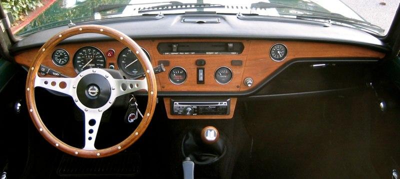 Paul Geithner S 1978 Triumph Spitfire 1500