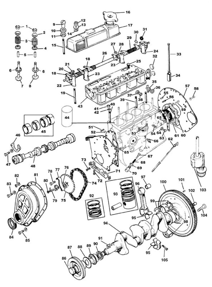 triumph bonneville t100 engine diagram